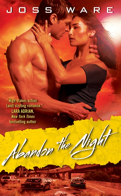 ABANDON THE NIGHT (ENVY CHRONICLES, BOOK #3) BY JOSS WARE: BOOK REVIEW