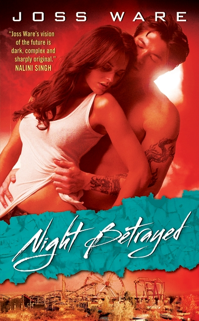 NIGHT BETRAYED (ENVY CHRONICLES, BOOK #4) BY JOSS WARE: BOOK REVIEW