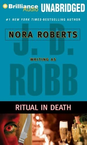 RITUAL IN DEATH (IN DEATH, BOOK #27.5) BY J.D ROBB: BOOK REVIEW