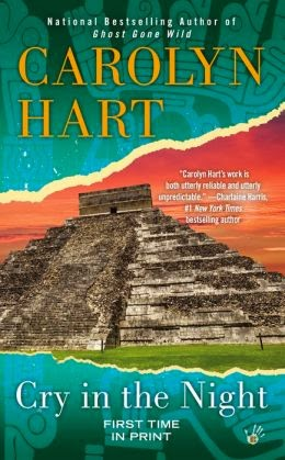 CRY IN THE NIGHT BY CAROLYN HART: BOOK REVIEW