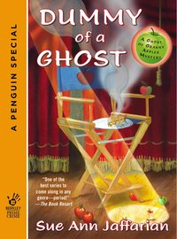 DUMMY OF A GHOST (GHOST OF GRANNY APPLES NOVELA) BY SUE ANN JAFFARIAN: BOOK REVIEW