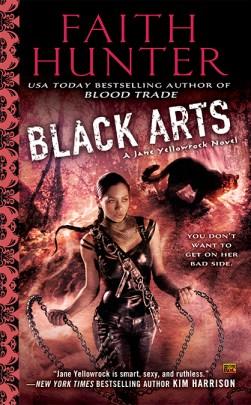 black-arts-jane-yellowrock-faith-hunter