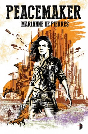 peacemaker-marianne-de-pierres