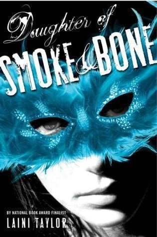 DAUGHTER OF SMOKE AND BONE BY LAINI TAYLOR: BOOK COVERS AROUND THE WORLD