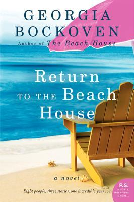 RETURN TO THE BEACH HOUSE BY GEORGIA BOCKOVEN: BOOK REVIEW