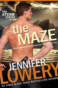 THE MAZE (ATCOM, BOOK #1) BY JENNIFER LOWERY: BOOK REVIEW