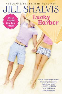 LUCKY HARBOR (LUCKY HARBOR, BOOKS #4, 5, & 6) BY JILL SHALVIS: BOOK REVIEW