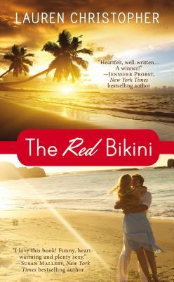 THE RED BIKINI BY LAUREN CHRISTOPHER: BOOK REVIEW