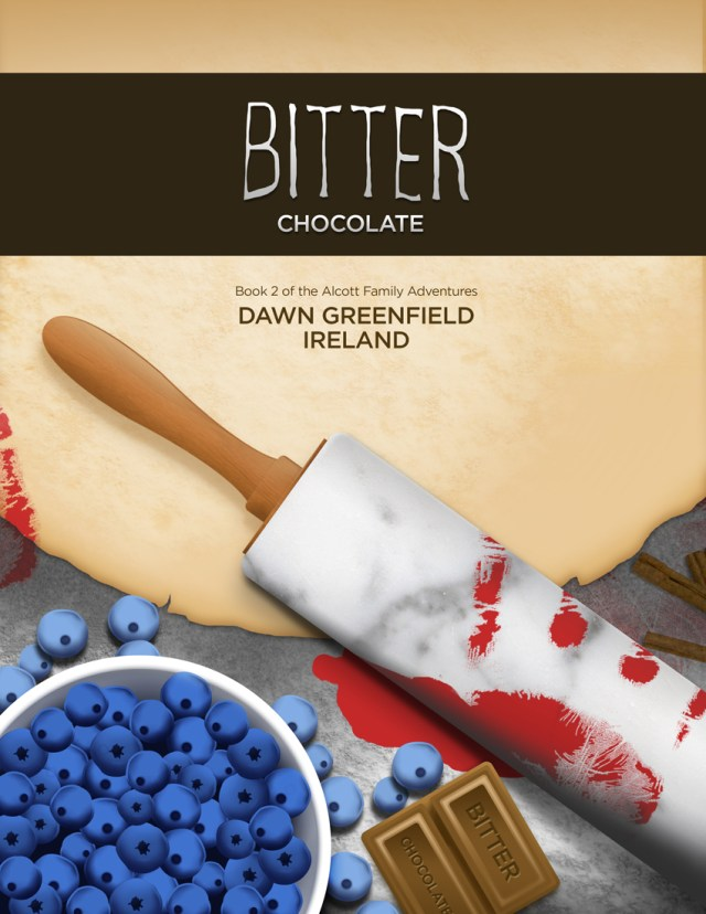 BITTER CHOCOLATE BY DAWN GREENFIELD IRELAND: BLOG TOUR & GIVEAWAY