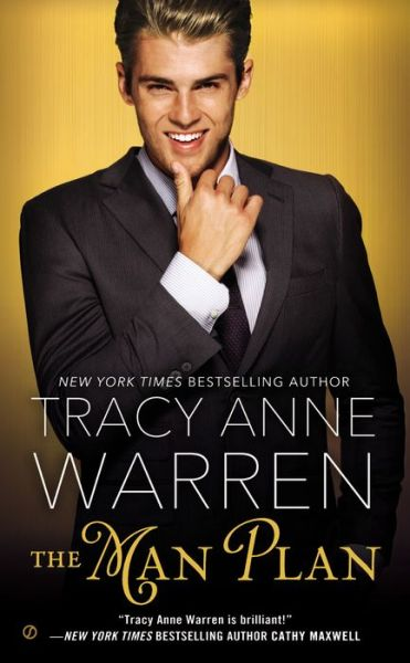 THE MAN PLAN (THE GRAYSONS, BOOK #2) BY TRACY ANNE WARREN: BOOK REVIEW