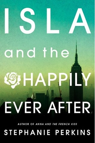 ISLA AND THE HAPPILY EVER AFTER BY STEPHANIE PERKINS: OBS PLAYLIST
