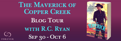 Maverick of Copper Creek Blog Tour