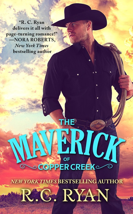 THE MAVERICK OF COPPER CREEK BY R.C. RYAN: BLOG TOUR & GIVEAWAY