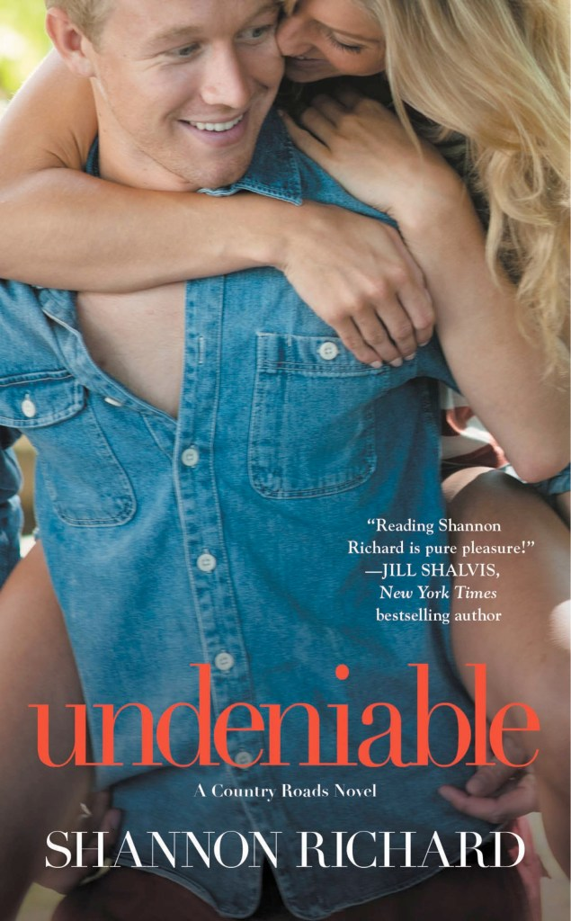 UNDENIABLE (COUNTRY ROADS, BOOK #2) BY SHANNON RICHARD: BOOK REVEW