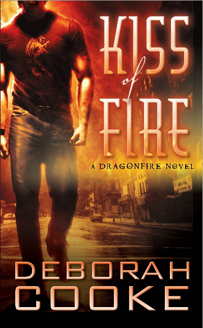 KISS OF FIRE (DRAGONFIRE, BOOK #1) BY DEBORAH COOKE: BOOK REVIEW