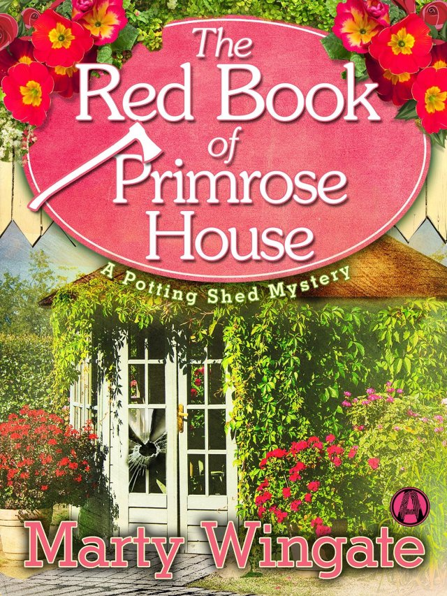 THE RED BOOK OF PRIMROSE HOUSE BY MARTY WINGATE: BLOG TOUR