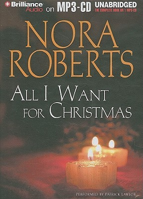 ALL I WANT FOR CHRISTMAS BY NORA ROBERTS: BOOK REVIEW