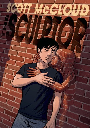 THE SCULPTOR BY SCOTT MCCLOUD: GRAPHIC NOVEL REVIEW