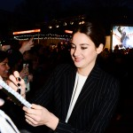 The World Premiere of 'Insurgent', The Odeon, Leicester Square, London.