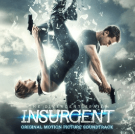 INSURGENT SOUNDTRACK AVAILABLE DIGITALLY MARCH 17: MOVIE NEWS