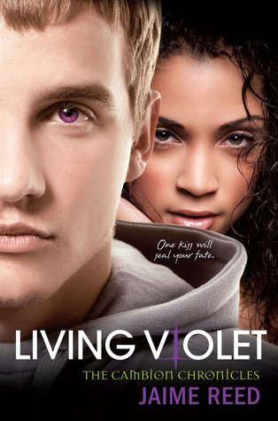 LIVING VIOLET (THE CAMBION CHRONICLES, BOOK #1) BY JAIME REED: BOOK REVIEW