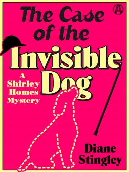 THE CASE OF THE INVISIBLE DOG BY DIANE STINGLEY: BLOG TOUR & GIVEAWAY