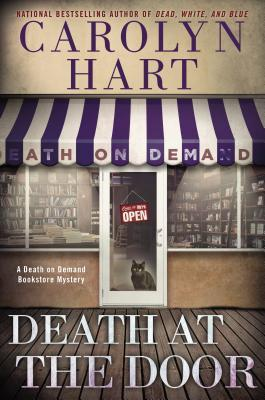 DEATH AT THE DOOR (DEATH ON DEMAND #24) BY CAROLYN HART: BOOK REVIEW