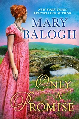 ONLY A PROMISE (A SURVIVORS' CLUB, BOOK# 5) BY MARY BALOGH: BOOK REVIEW