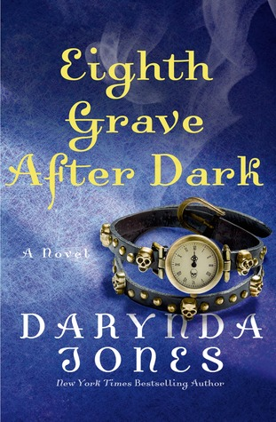 EIGHTH GRAVE AFTER DARK (CHARLEY DAVIDSON, BOOK #8) BY DARYNDA JONES: BOOK REVIEW