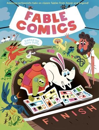 FABLE COMICS BY VARIOUS AUTHORS, CHRIS DUFFY. ED.: BOOK REVIEW