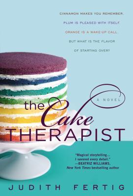 CAKE THERAPIST BY JUDITH FERTIG: BOOK REVIEW