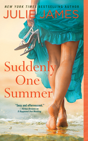 SUDDENLY ONE SUMMER BY JULIE JAMES: BOOK REVIEW