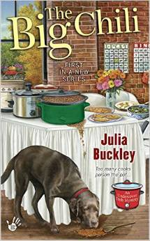 THE BIG CHILI BY JULIE BUCKLEY: BOOK REVIEW