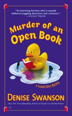 MURDER OF AN OPEN BOOK (A SCUMBLE RIVER MYSTERY#18) BY DENISE SWANSON: BOOK REVIEW