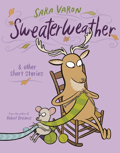 SWEATERWEATHER & OTHER SHORT STORIES BY SARA VARON: BOOK REVIEW