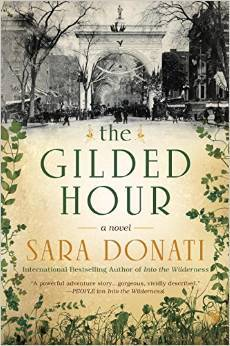 THE GILDED HOUR BY SARA DONATI: BOOK REVIEW