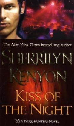 KISS OF NIGHT (DARK-HUNTER, BOOK #4) BY SHERRILYN KENYON: BOOK REVIEW