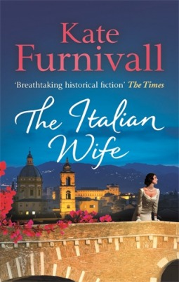 THE ITALIAN WIFE BY KATE FURNIVALL: BOOK REVIEW