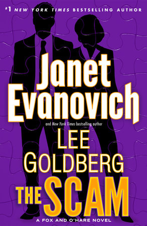 THE SCAM (FOX AND O'HARE, BOOK #4) BY JANET EVANOVICH & LEE GOLDBERG: BOOK REVIEW