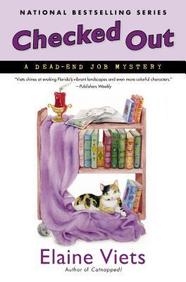 CHECKED OUT (A DEAD-END JOB MYSTERY #14) BY ELAINE VIETS: BOOK REVIEW
