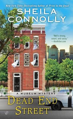Dead End Street (Museum Mystery #7) by Sheila Connolly: BOOK REVIEW