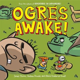 OGRES AWAKE BY JAMES STURM: BOOK REVIEW