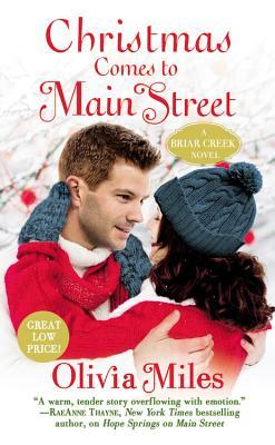 CHRISTMAS COMES TO MAIN STREET (BRIAR CREEK #5) BY OLIVIA MILES: BOOK REVIEW