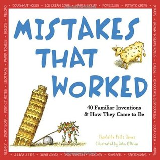 MISTAKES THAT WORKED BY CHARLOTTE FOLTZ JONES AND JOHN O'BRIEN: BOOK REVIEW