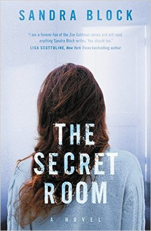 THE SECRET ROOM (ZOE GOLDMAN, BOOK #3) BY SANDRA BLOCK: BOOK REVIEW