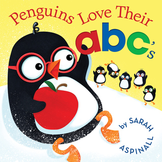 PENGUINS LOVE THEIR ABC's BY SARAH ASPINALL: BOOK REVIEW