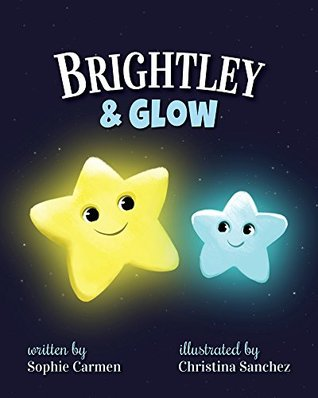 BRIGHTLEY & GLOW BY SOPHIE CARMEN: BOOK REVIEW