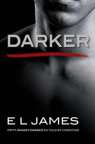 DARKER (FIFTY SHADES AS TOLD BY CHRISTIAN, BOOK #2) BY E.L. JAMES: BOOK REVIEW