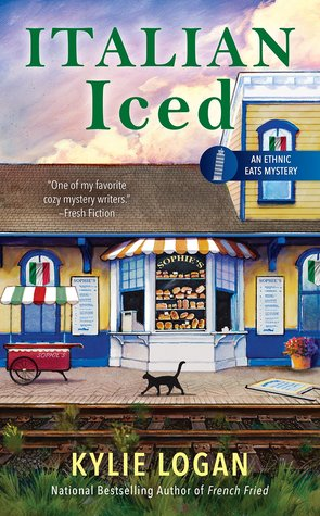 ITALIAN ICED (ETHNIC EATS MYSTERY, BOOK #3) BY KYLIE LOGAN: BOOK REVIEW