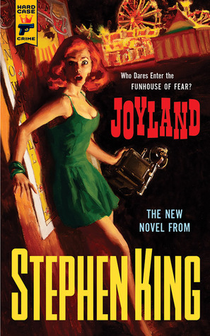 JOYLAND BY STEPHEN KING: BOOK REVIEW